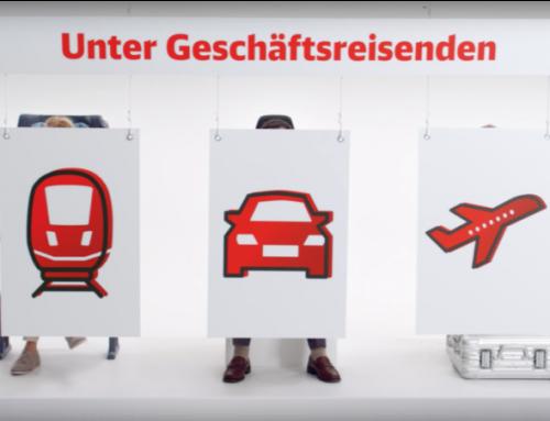 Die Zeit sinnvoll nutzen – Bahnreisen mit Strom und WLAN [Sponsored Video]