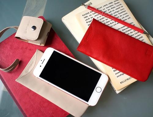 Dem iPhone eine Schutzfolie und eine Hülle spendieren?