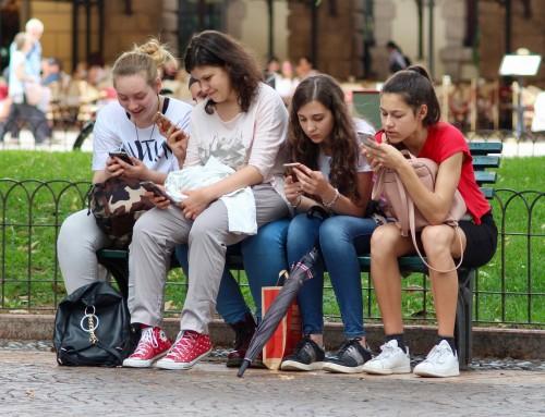 Die Welt vor und nach iPhone
