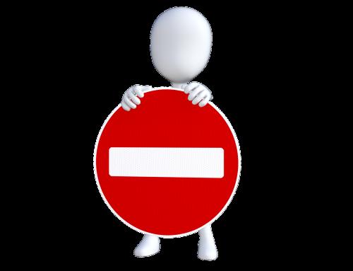 Wie blockiere ich jemanden auf verschiedenen Social Media Plattformen?