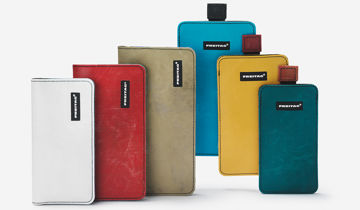freitag case It's on trend and stylish with freitag as a brand commanding a premium price tag and sporting good eco  it was a case of the latter and the victor's.