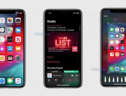 WWDC Vorschau: iOS 13 Screenshots sind aufgetaucht