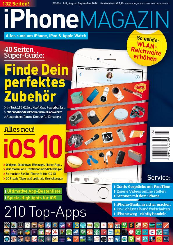 iPhoneMAGAZIN 04/2016