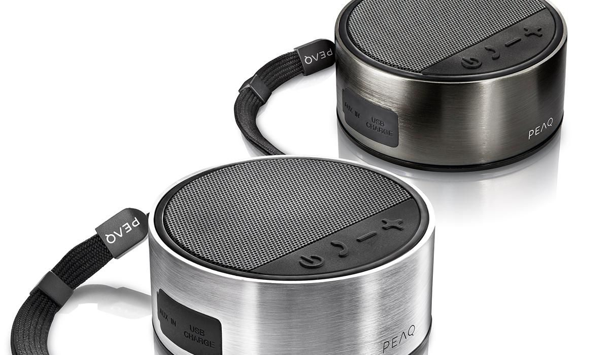 peaq ppa 30bt mini bluetooth speaker. Black Bedroom Furniture Sets. Home Design Ideas
