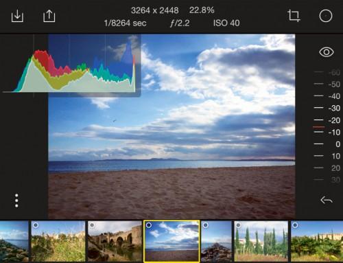 Polarr: Bildbearbeitung mit Profi-Werkzeugen