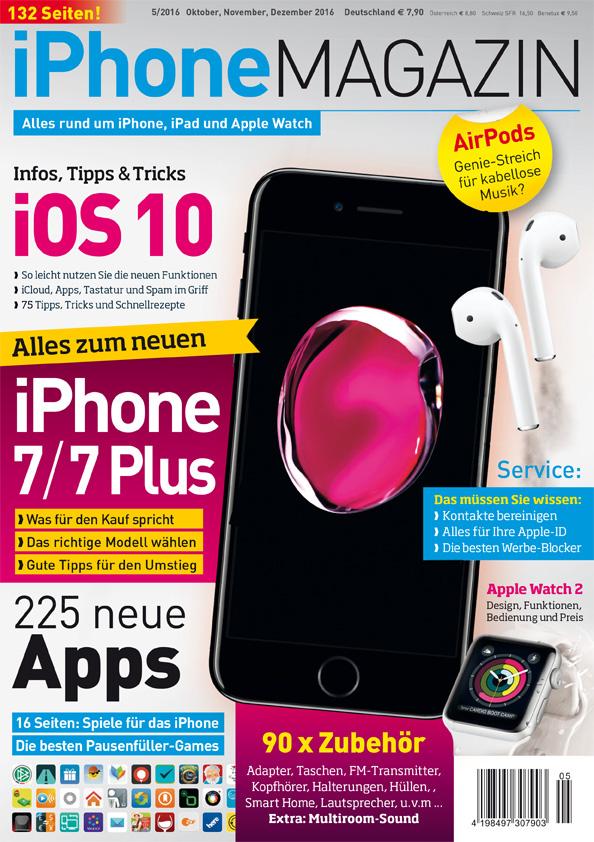 iPhoneMAGAZIN 05/2016